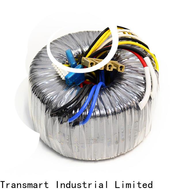 Transmart toroidal single transformer supply for renewable energies