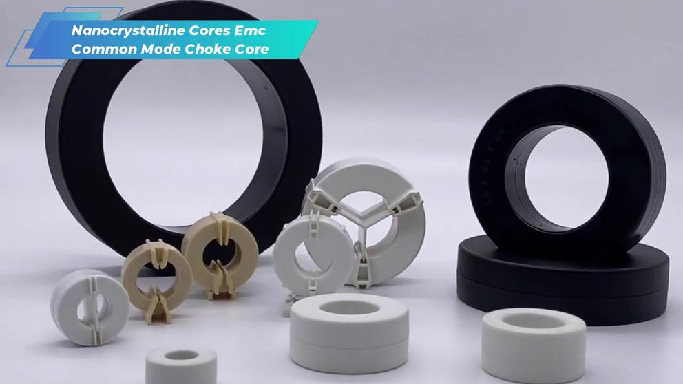 what you should know about Nanocrystalline Cores Emc Common Mode Choke Core
