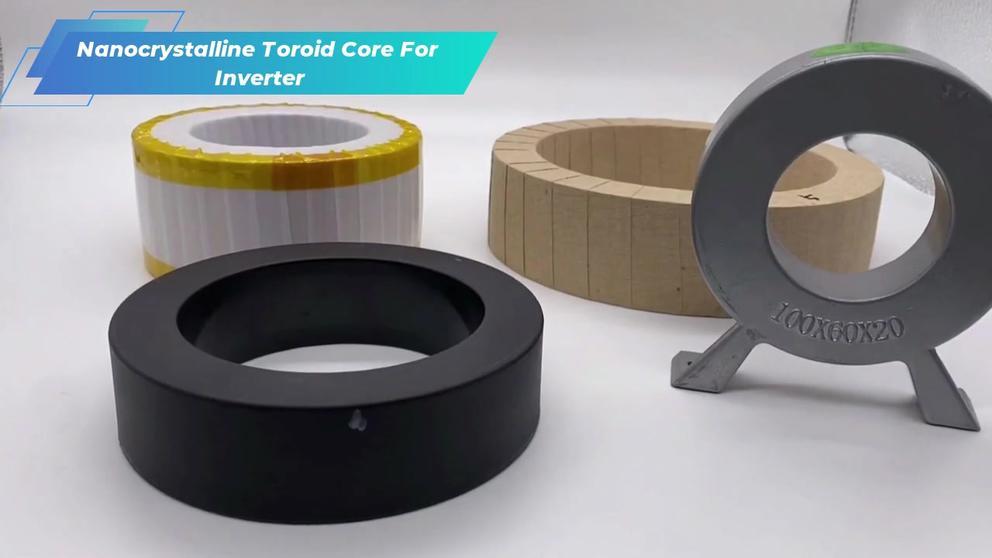Nanocrystalline Toroid Core For Inverter