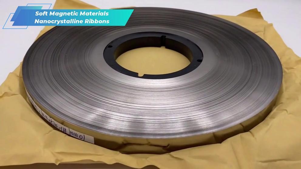 Professional nanocrystalline ribbons manufacturers