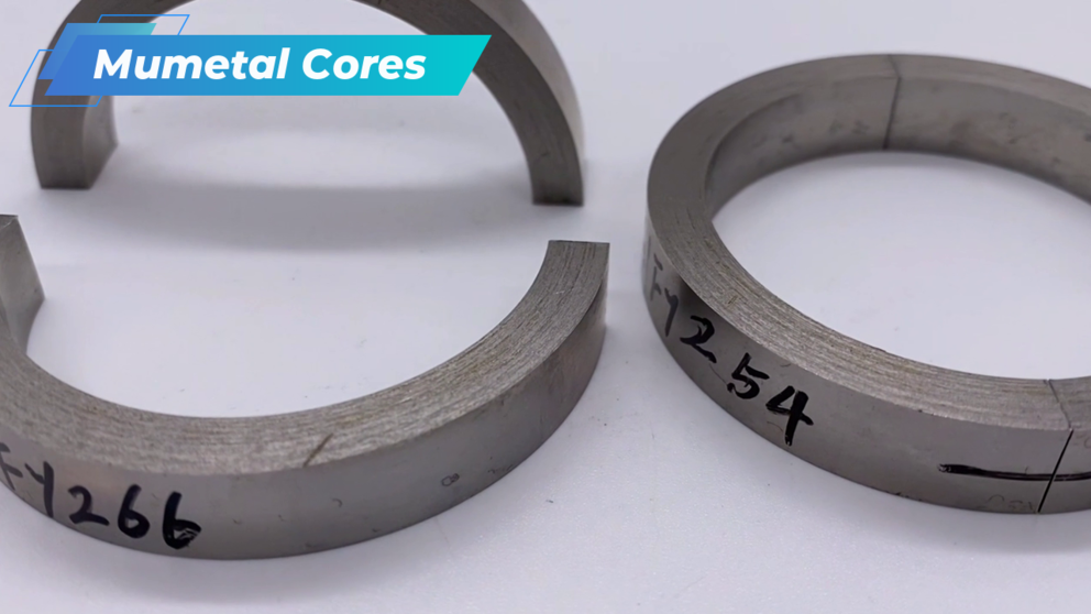 Best Mumetal Cores Supplier