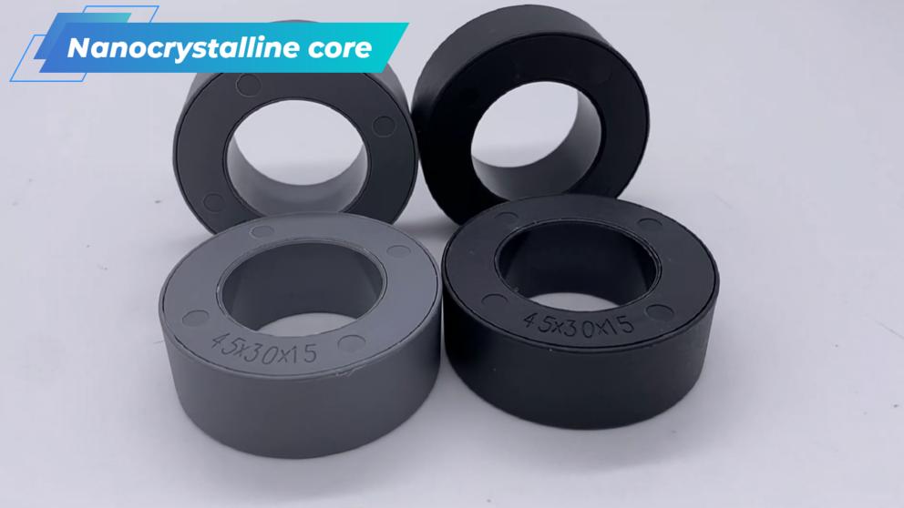 China nanocrystalline cores manufacturer