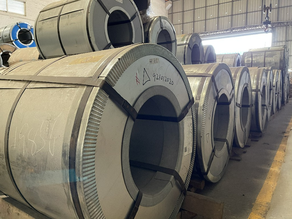 Cold Rolled Grain Oriented Silicon Steels
