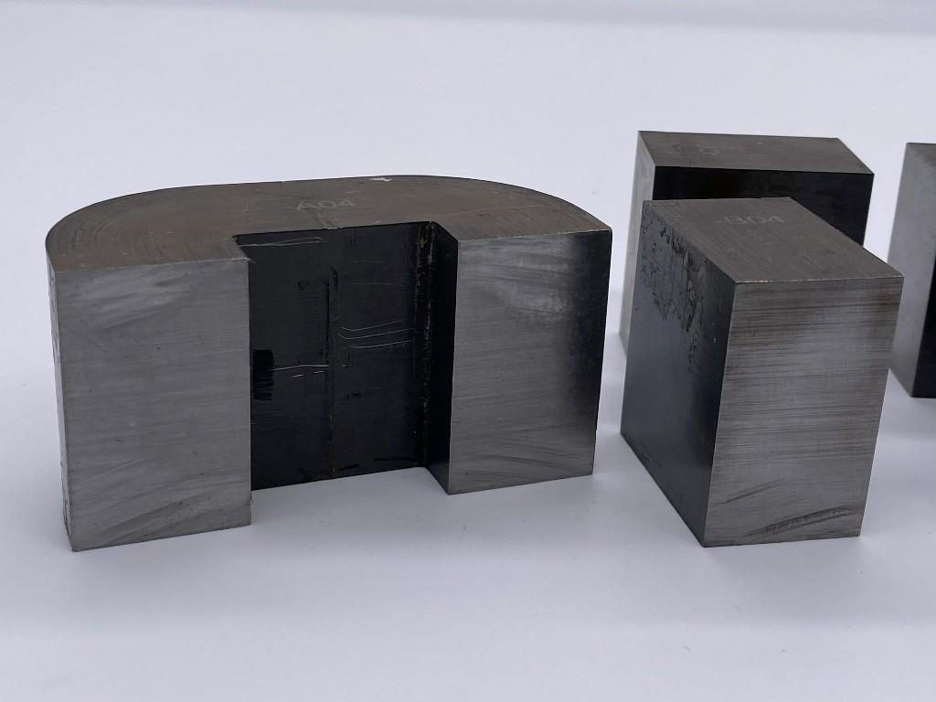 silicon steel core