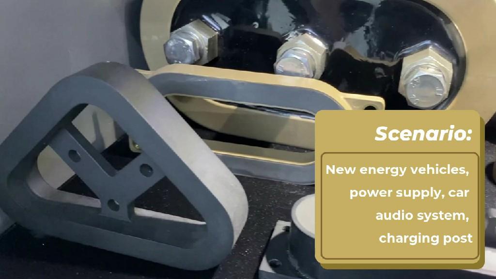 CMC for Automobiles