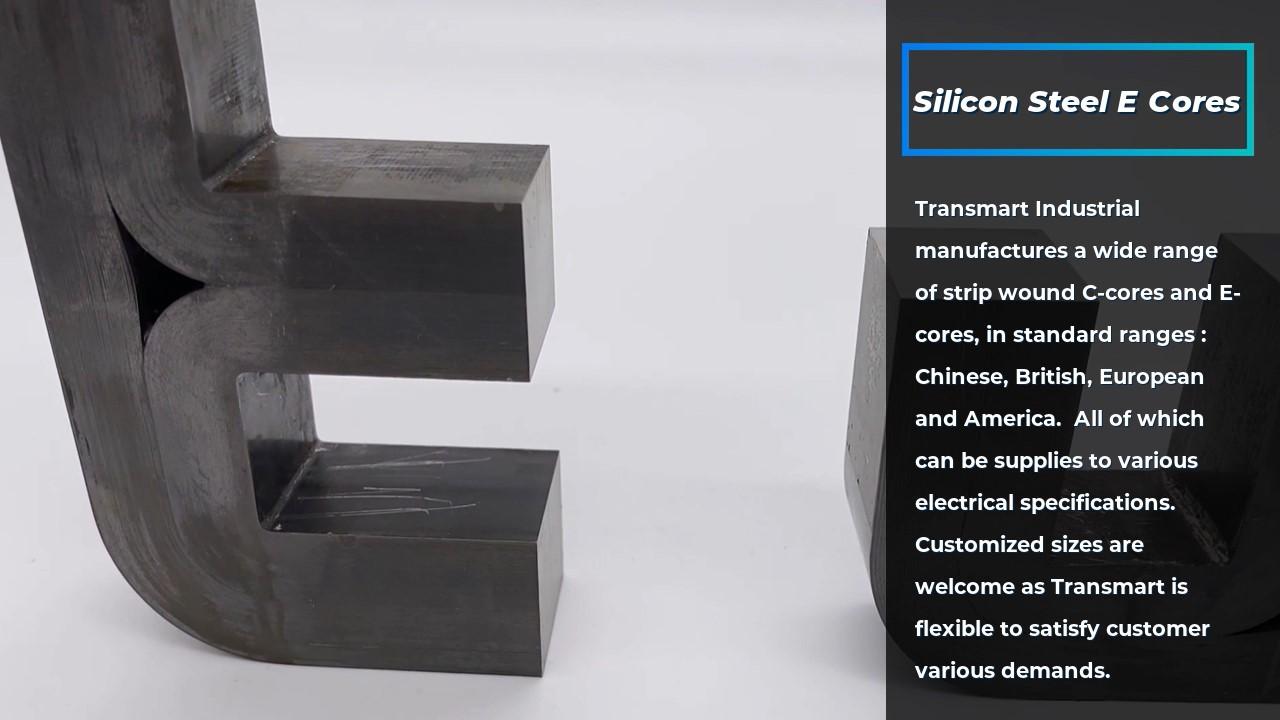silicon steel E-croe