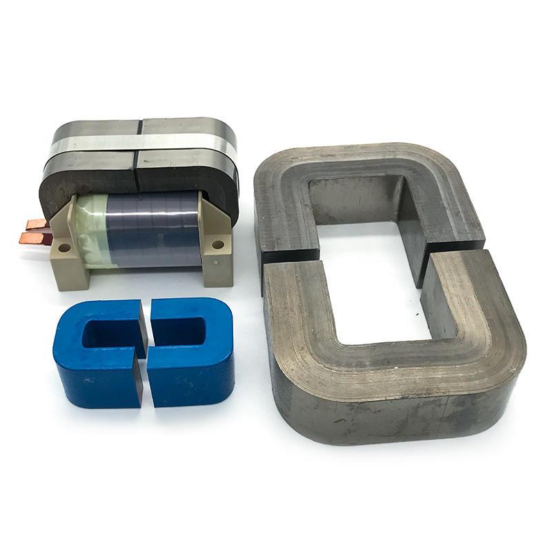 Nanocrystalline toroidal core for inverter