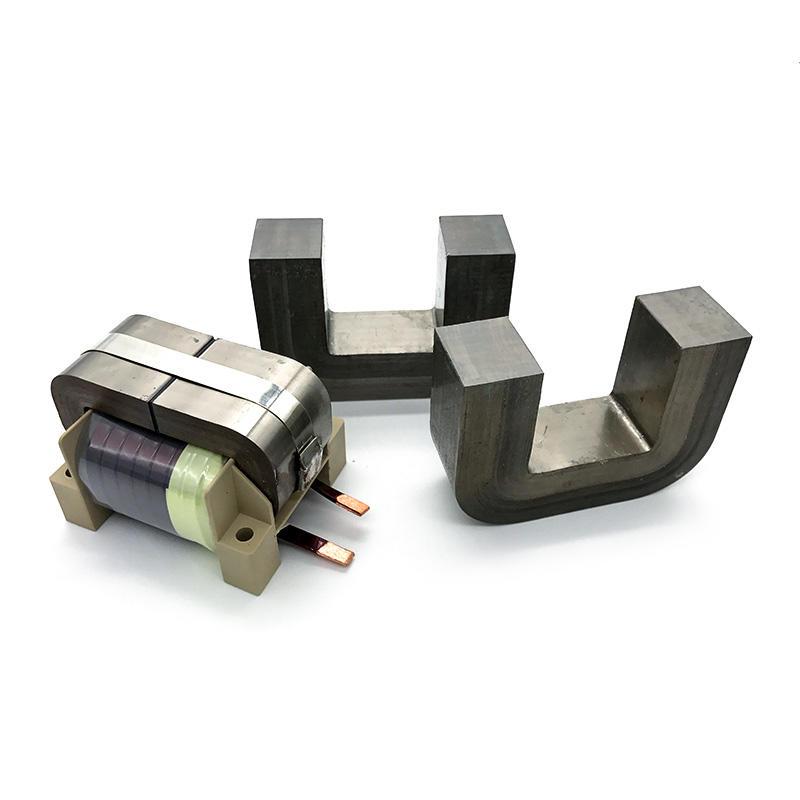 Nanocrystalline c core