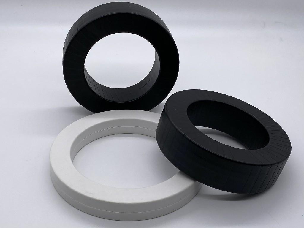 Nanocrystalline cores