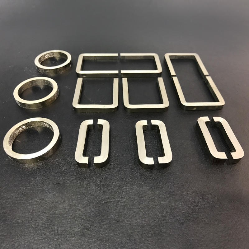 High Efficiency Mumetal Cores with Nickel Iron material
