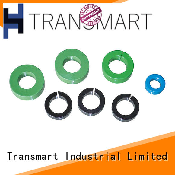 Transmart amorphous instrument transformer supply for audio system