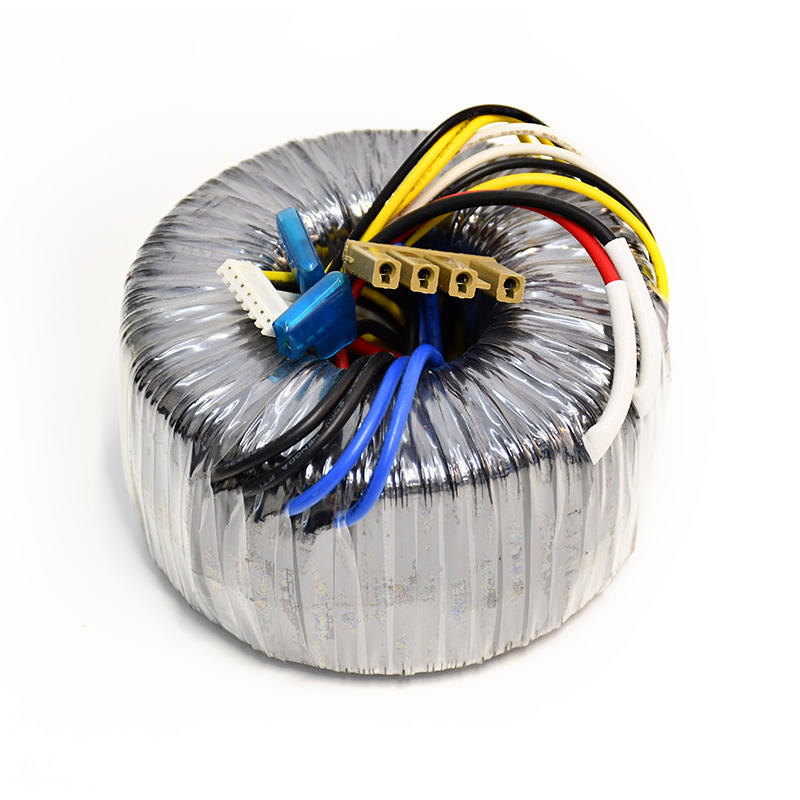Electric Toroidal Power Transformer Custom Audio Transformers