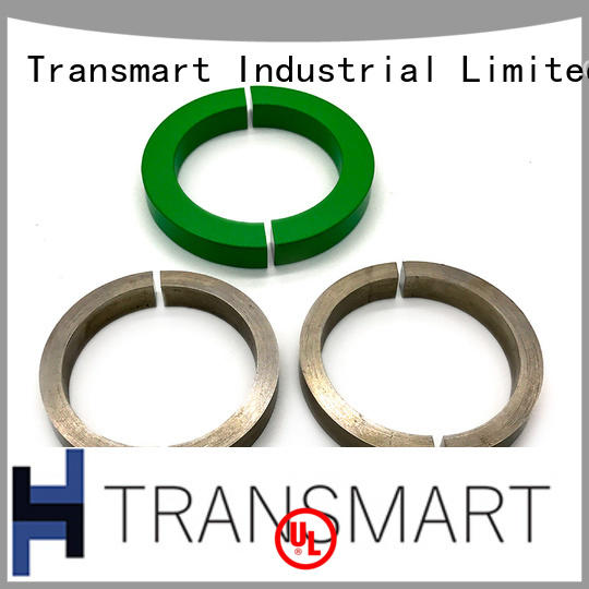 Transmart block gapped toroid cores supply for audio system
